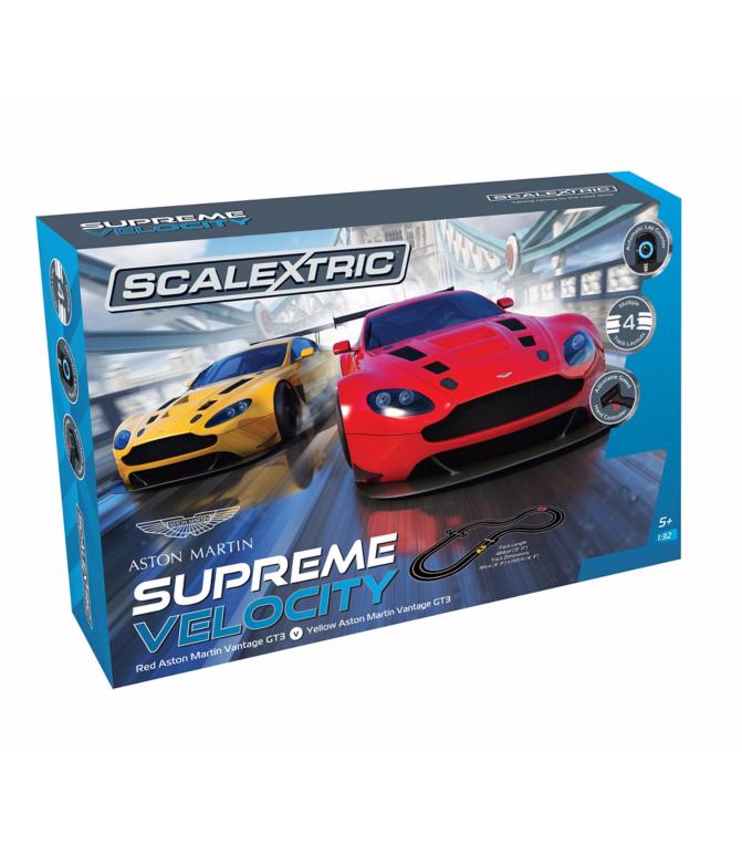 Scalextric Supreme Velocity Aston Martin Track Set £40 @ Asda George (Free C&C / £2.95 del)