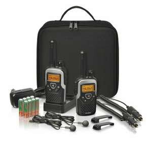 10km range Binatone Action 1100 Twin Pack with Travel Pack - £34.25 @ Amazon