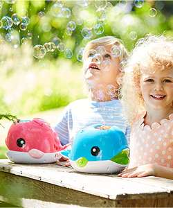 Wendy The Bubble Whale was £16 now £10 with free C+C - Mothercare