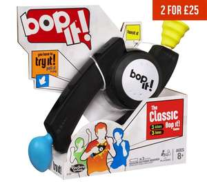 Bop it Classic £10.99 at Argos