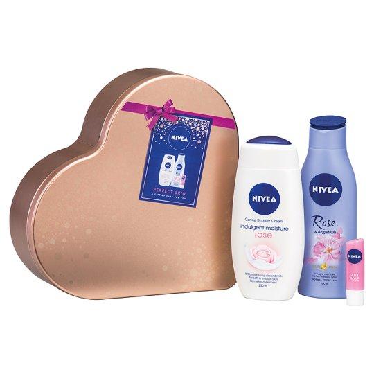 NIVEA Perfect Skin Gift Set @ Tesco