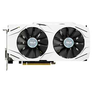 ASUS GeForce GTX 1060 6G OC £259.99 @ Amazon
