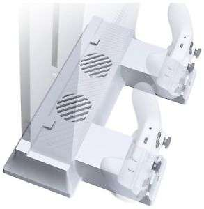 Gioteck Xbox one S Aero S Vertical Charging Dock white at Argos Ebay for £12.45