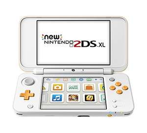 Nintendo Handheld Console - New Nintendo 2DS XL - White and Orange - Sold & Fulfilled by Amazon £119.99