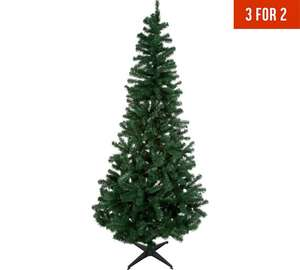 HOME Imperial 7ft Christmas Tree - Green - £19.98 @ Argos