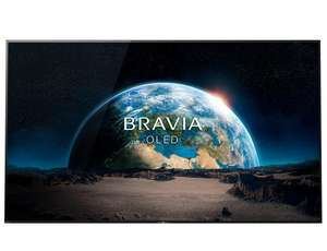 "BRAVIA OLED KD65A1 65"" HDR 4K Smart TV (possible £500 Sony cashback, plus 2.88% TC cashback, could make it £2,918.39 effective)"