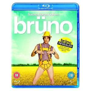 Bruno Bluray - BRAND NEW @ Tesco Outlet eBay inc. postage £2.49