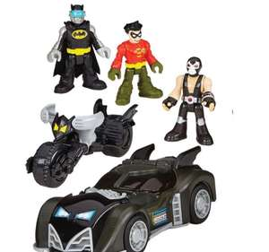 Imaginext Batmobile DC Super Friends Set £12.99 @ Argos C&C