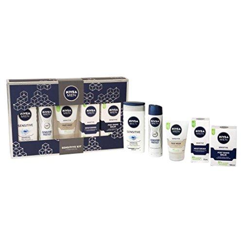 Nivea Sensitive Gift Pack £7.50 Amazon Prime (£11.49 non Prime)