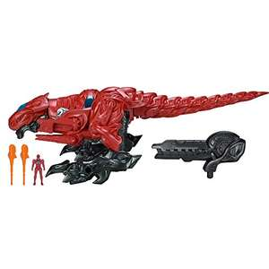 Power Rangers 42555 Movie Deluxe T-Rex Zord with Red Ranger - Sold & Fulfilled by Amazon £17.49 Prime (£20.48 non Prime)