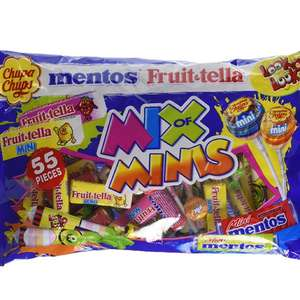 55 piece sweets 508g mix of minis (add on item)