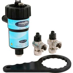 Magflo 22mm Brass Magnetic Filter £39.91 delivered @ Toolstation