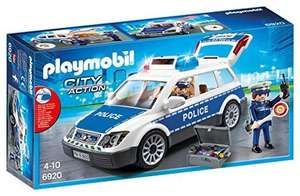 Playmobil Police Car 6920 £18.98 Prime / £23.43 Non Prime @ Amazon