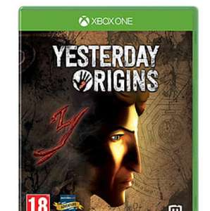 Yesterday Origins Xbox One £5 @ GAME
