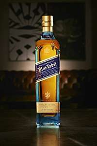 Johnnie Walker Blue Label Blended Scotch Whisky, 70 cl  RRP: £166.59 [now £98.99] Amazon