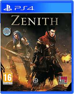 Zenith ps4  £5 @game