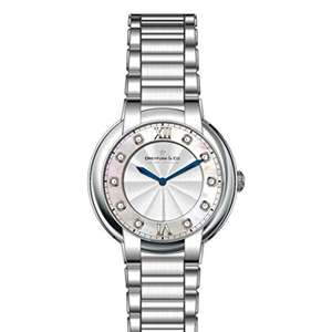 Dreyfuss Dlb00060 Ladies Swiss made diamond set watch - £194.77 @ Amazon