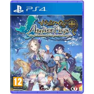 Atelier Firis: The Alchemist and the Mysterious Journey (PS4) £13.29 with code vc5 @ mymemory