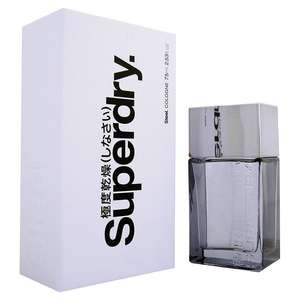 Superdry cologne morissons clearance - £12