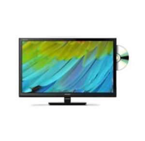 Sharp 24 Inch LC-24DHF4011K HD Ready DVD Combi LED TV with Freeview - £119 @ Tesco