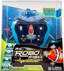 Zuru Radio Controlled Robo Fish £5.99 @Argos Ebay (Free Delivery)