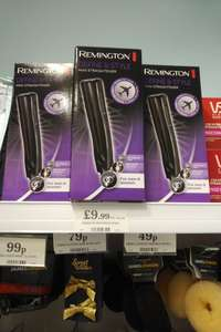 Remington mini straighteners S2880 £9.99 Home Bargains