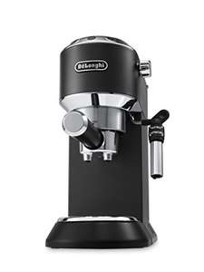 De'Longhi 0132106170 Ultra-slim traditional pump coffee machine £119.99 Amazon