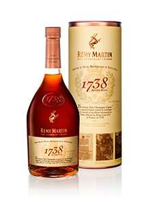 Remy Martin 1738 Accord Royal Fine Champagne Cognac, 70 cl - £36.00 @ Amazon