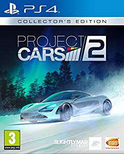 Project CARS 2 Collector's Edition PS4 and XBOX ONE - £49.99 @ Grainger Games