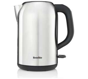 Breville Polished Stainless Steel Kettle was £39.99 now £17.99 @ Argos