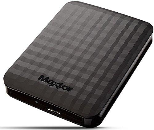 Maxtor M3 4 TB USB 3.0 Slimline Portable Hard Drive - Black £99.95 Amazon