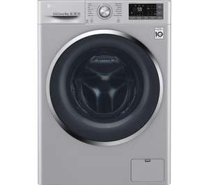 LG Titan FH4U2TDN2L 8 kg 1400 Spin Washing Machine At Currys £369.99