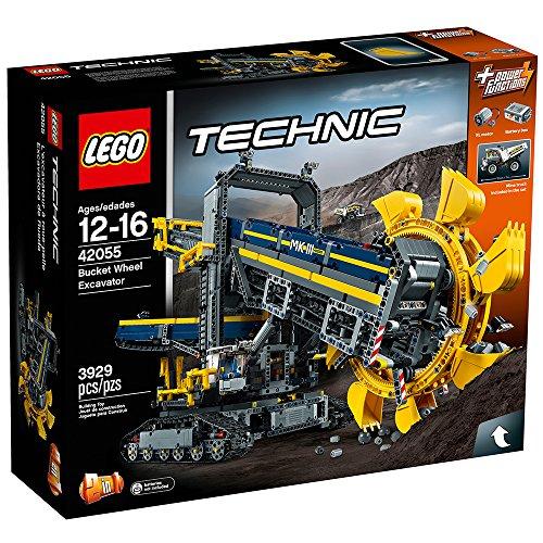 LEGO 42055 Technic Bucket Wheel Excavator £124.99 @ Amazon