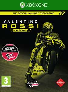MotoGP16: Valentino Rossi (Xbox One) £7.50 Delivered @ GAME (Amazon Matched)