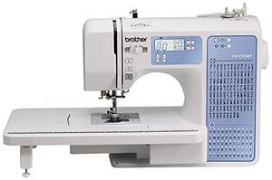 Brother FS100WT Free Motion Embroidery/Sewing and Quilting Machine £235 at Amazon