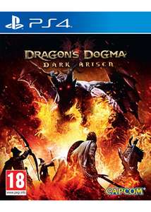 Dragon's Dogma Dark Arisen (PS4) £13.99 Delivered @ Base