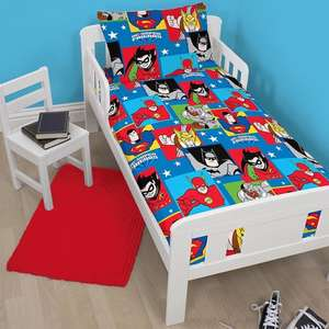 Super cute toddler bedding - £3.99 Delivered @ Amazon / Dispatched from and sold by The Bedding Den