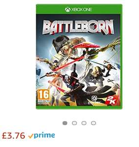 Battleborn (Xbox One) - £3.76 prime / £5.75 non-prime @ Sold by GAME_Outlet and Fulfilled by Amazon.