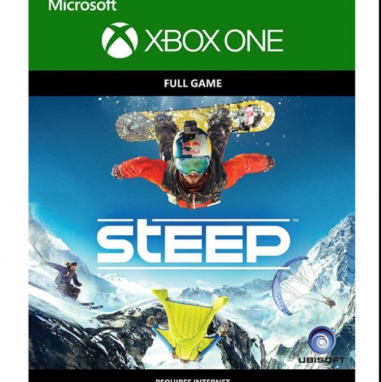 Steep digital download Xbox one - £12.34 with 5% FB code @ CDKeys