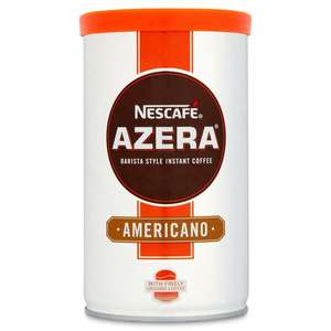 Nescafe Azera Americano Instant Coffee 100g was £5.50, now £3.00 at Morrisons