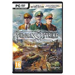 Sudden Strike 4 PC (Physical) £19.99 @ GAME