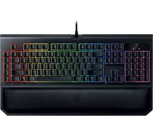 Razer Blackwidow Chroma v2  Stealth Mechanical Gaming Keyboard(Orange Switch) £118.99  Currys