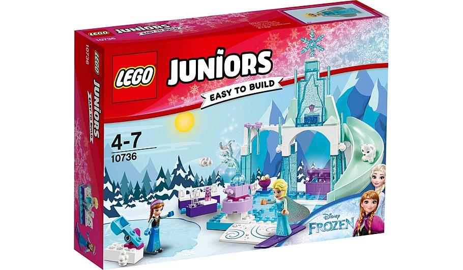 LEGO Juniors 10736 - Anna & Elsa's Frozen Playground (RRP £19.99) £9 @ Asda George