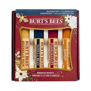 Burt's Bees Half Price Gift Sets £5.88 at Holland & Barrett