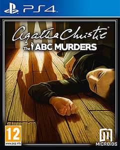 Agatha Christie: The ABC Murders (PS4/Xbox One) £12.99 @ GAME