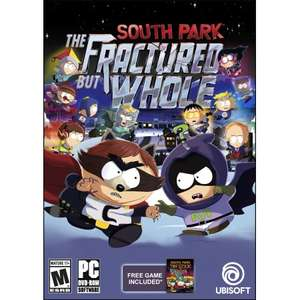 South Park: The Fractured But Whole PC £26.99 on CDKeys (+ another 5% off for fb like)