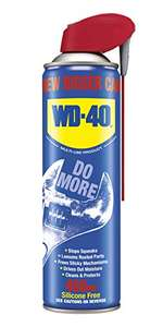 WD-40 Smart Straw 450ml - £5 (Prime) £9.75 (Non Prime) Sold & Fulfilled by Amazon