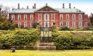 Leicestershire: 1 Night 4* Hotel Stay for Two with Breakfast, Dinner & Wine + Access to Leisure Facilities Staying at Bosworth Hall Hotel & Spa £53.10 (26.55pp) via Groupon