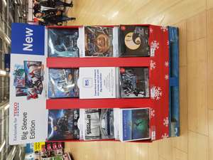 Rogue One and more Big Sleeve editions £25 at Tesco