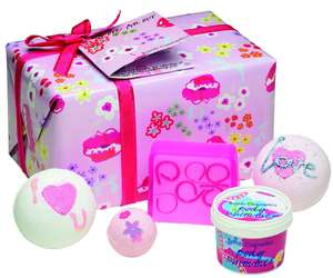 Bomb Cosmetics More Amour Handmade Gift Pack £7.49 Prime (£12.24 non Prime) - More in OP @ Amazon